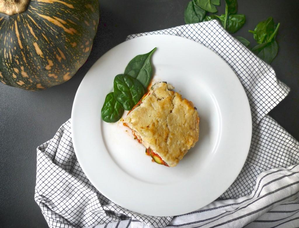 charlotteats lasagna slice 1