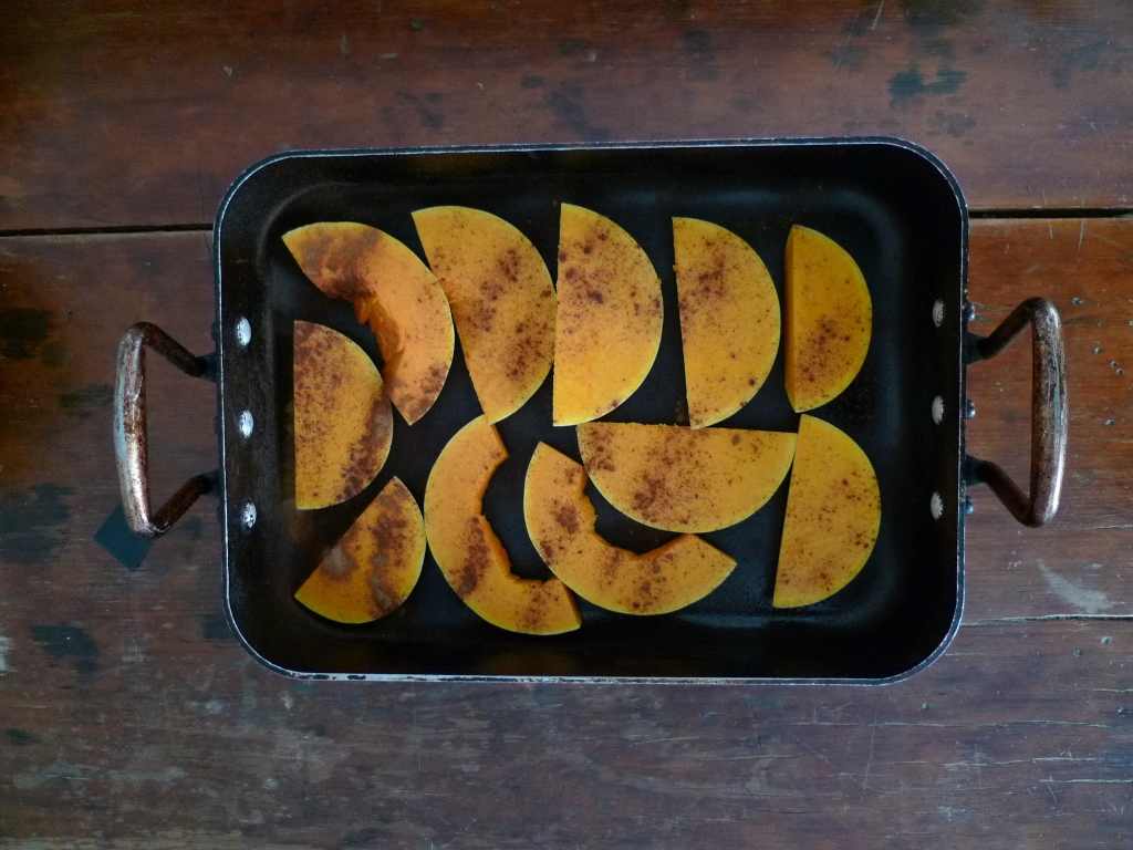 roast pumpkin