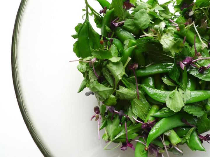 charlotteats green salad2