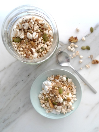 charlotteats good tummy muesli