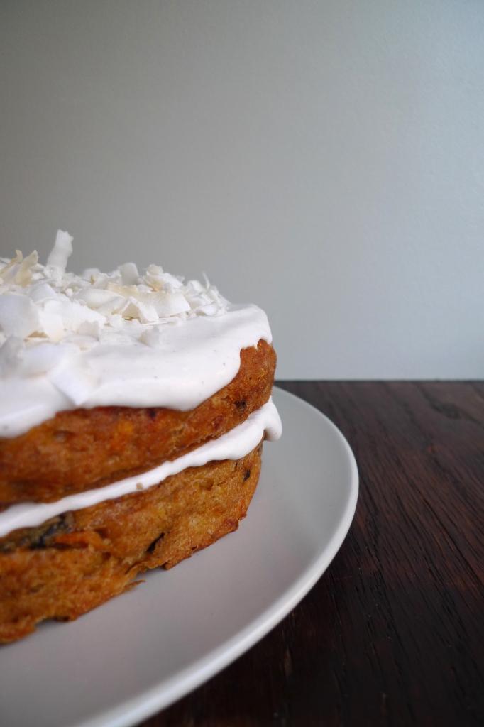 lactose free carrot cake charlotte eats