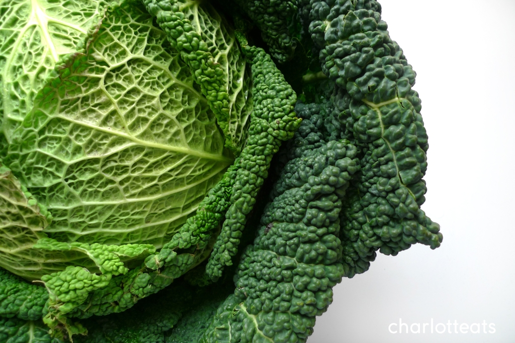 charlotteats savoy cabbage coleslaw