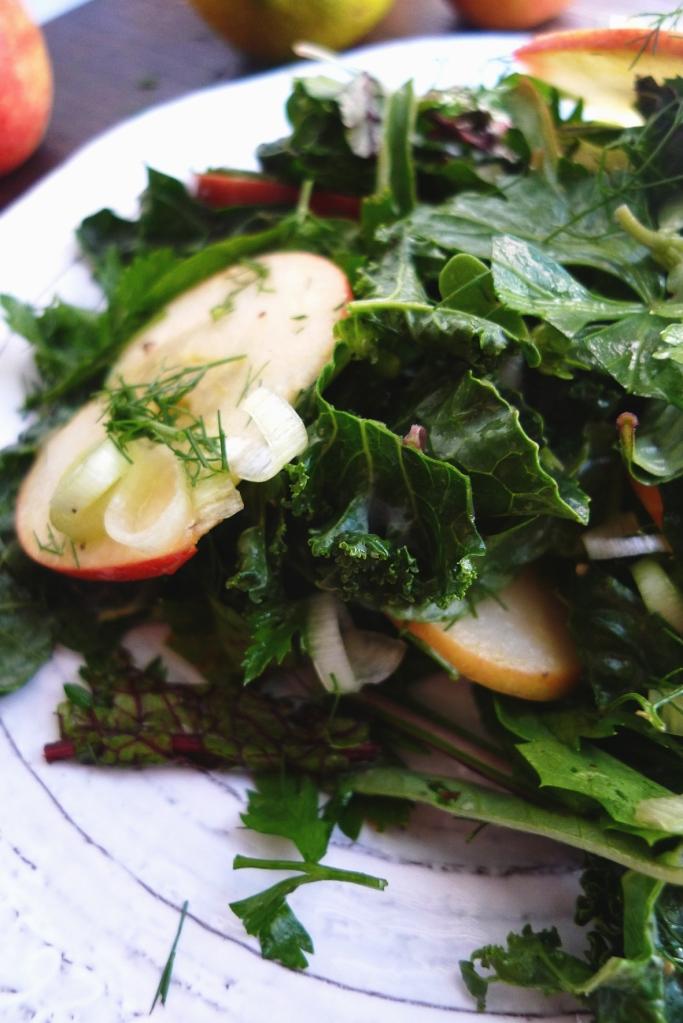 charlotte eats market salad