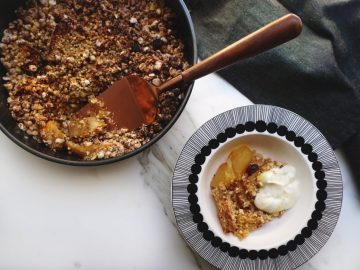 charlotteats apple crumble 1